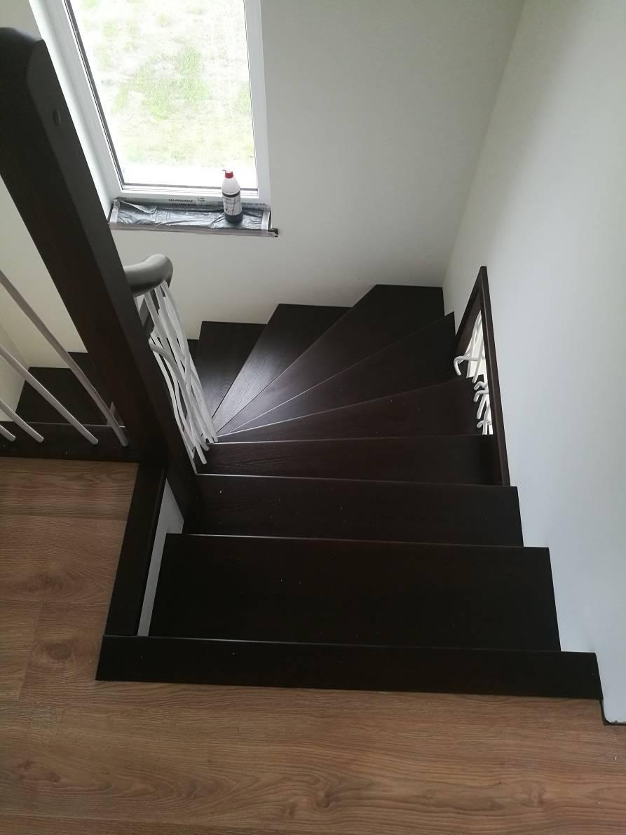 plataus gelzbetonio laiptai